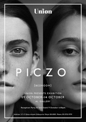 "Union presents Piczo exhibition ""BEDROOM"""