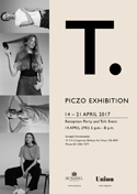 Piczo Exhibition「T.」