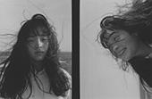 蓮井元彦 写真展「Deep Blue – Serena Motola」