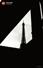石井靖久 写真展「anti-noise(Paris-Tokyo)」