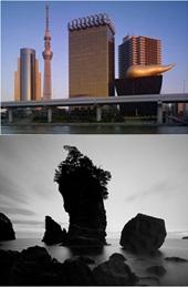 伊奈英次 写真展「TWINS―都市と自然の相似形―」