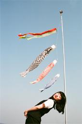 南阿沙美 写真展「島根のOL」