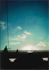 Junji Matsuzaki、ヤマモトサヤカ二人展「真夏のピークが去った。」
