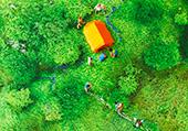 小林キユウ 写真展「drone miniature photo」