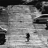 谷口能隆 写真展「Dead End-十間坂」〈手宮地区-小樽〉