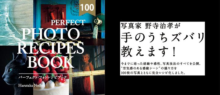 PERFECT PHOTO RECIPES BOOK
