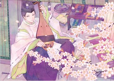 和装の描き方01
