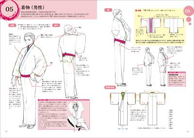 和装の描き方03
