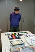 イメージ:第198回審査 大島依提亜さんの審査