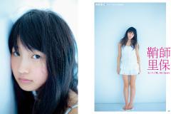 鞘師里保(モーニング娘。)長野博文+キヤノンEOS-1Ds Mark III